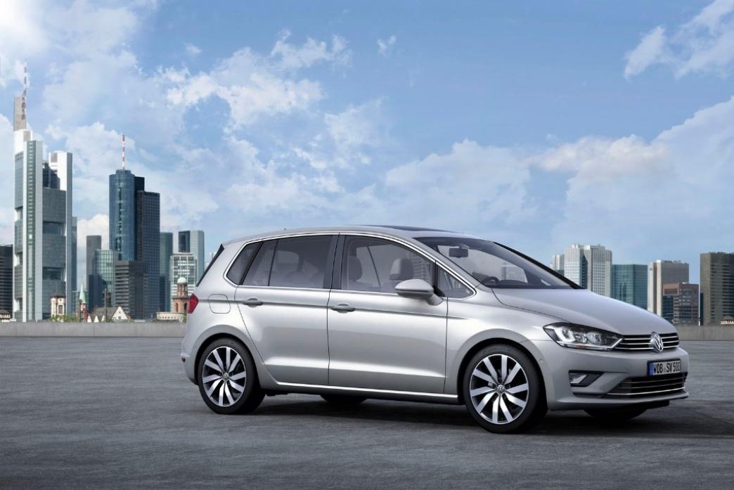 Precios y equipamiento del Volkswagen Golf Sportsvan