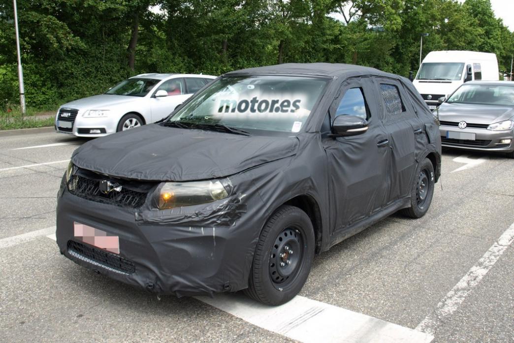 Suzuki Grand Vitara, imágenes espía del nuevo todoterreno