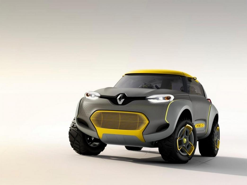 Un modelo por debajo del Renault Captur llegará en 2016