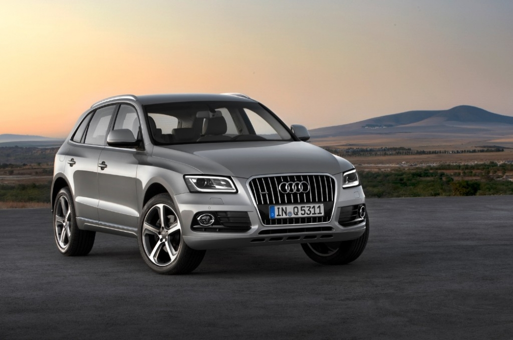 Audi actualiza la gama Q5