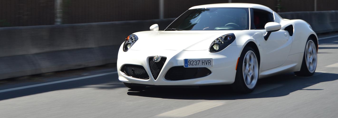 Alfa Romeo 4C, conclusiones (III)
