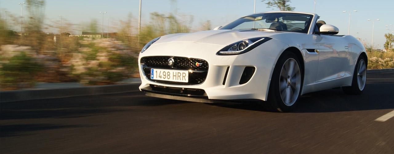 Jaguar F-Type 3.0 V6 S 380cv Convertible, impresiones