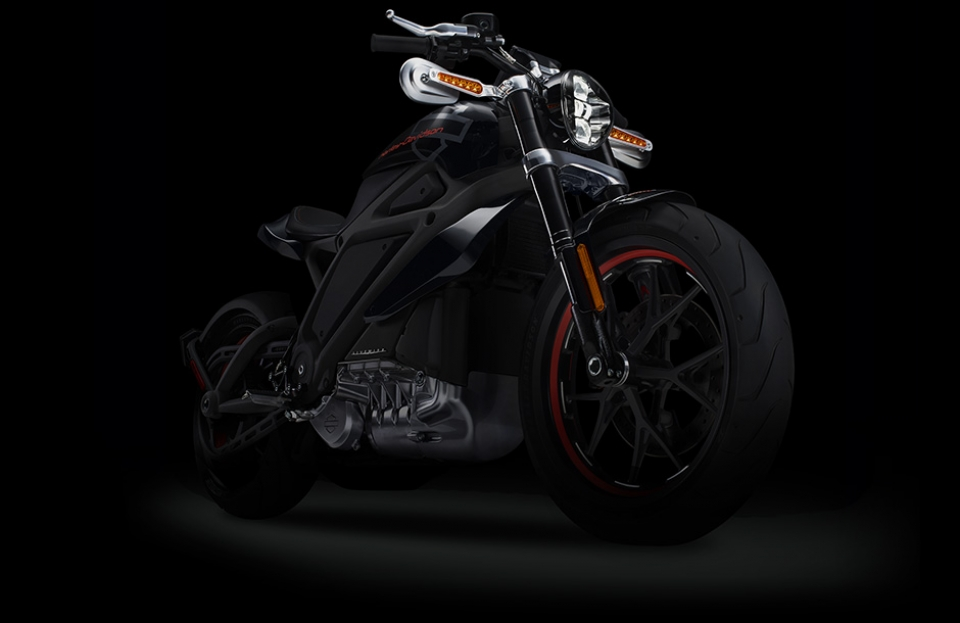 Llega la primera Harley Davidson eléctrica de la historia