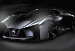 Nissan Vision Gran Turismo, anticipando el diseño del próximo GT-R
