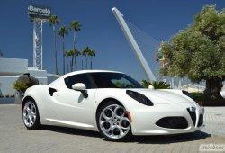 Alfa Romeo 4C, presentación: exterior e interior (I)