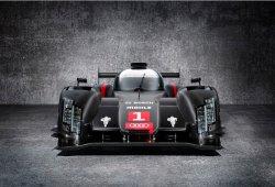 Audi apuesta por la aerodinámica para ganar las 24H de Le Mans