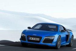 Audi mantiene la guerra acerca de los faros láser, afirmando que su R8 LMX es el más rápido