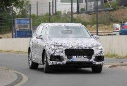 Audi sigue con el desarrollo del nuevo Q7