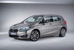 BMW Serie 2 Active Tourer. En España, a partir de 28.500 euros