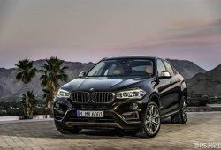 BMW X6 2015, en sus primeras imágenes: así es su diseño