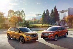 Desvelado el Ford Edge 2015, el SUV de gran tamaño que esperábamos