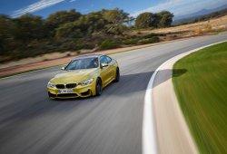 El BMW M4 Coupe presume de tiempo por vuelta en Nürburgring