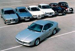 El BMW Serie 8 cumple 25 años