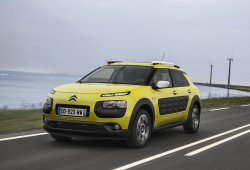 El Citroën C4 Cactus se pone a la venta en España