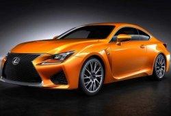 El color naranja del Lexus RC-F ya tiene nombre