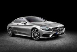 El Mercedes Clase S Coupé 2014 llegará en septiembre