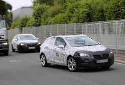 El Opel Astra 2015 se deja ver de nuevo