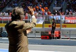 El presidente de Ferrari mira ya a la temporada 2015