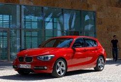 El próximo BMW Serie 1, más grande y con tracción delantera