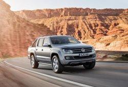 Volkswagen Amarok Ultimate Edition con  faros de xenón y LED