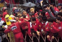Ferrari recuerda a Schumacher: 18 años desde su primer triunfo rojo