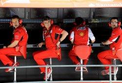 Ferrari se reunió en torno a los jefes para aclarar su proyecto