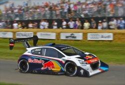 Loeb fue el más rápido, pero se quedó sin récord