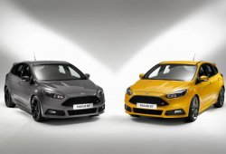 Ford Focus ST 2015, su renovación llega con motor gasolina y diésel
