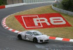 Audi R8 2016, nuevos detalles de su interior