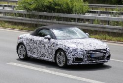 Audi TT Roadster 2015, así será el nuevo descapotable