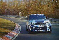 Range Rover Sport SVR, el Land Rover más potente de la historia