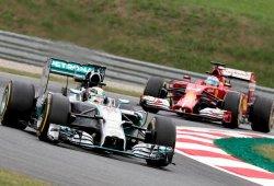 En directo, la carrera de F1 en Austria