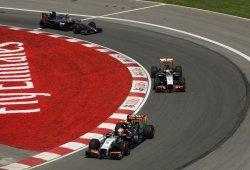 Force India, al asalto del podio en Austria