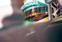 Hamilton y Rosberg bajan de 70 segundos por primera vez desde 2003
