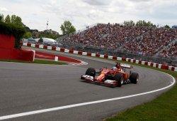 En directo, la carrera de F1 en Montreal