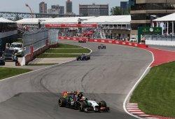 ¿Hay culpable en el accidente entre Pérez y Massa en Canadá?