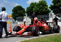 Sin noticias de las mejoras en Ferrari