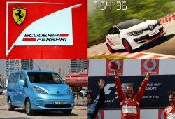 GP de Austria, Nissan e-NV200, 24h de Nürburgring y más novedades: Lo mejor de la semana en el motor