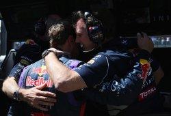 Red Bull, en su otra casa para olvidar el GP de Austria