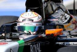 Juncadella rodará en los primeros libres en Silverstone