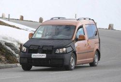 La Volkswagen Caddy prepara su segundo restyling