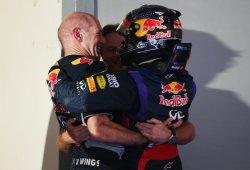 La unión Red Bull - Newey - Vettel no se romperá
