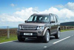 Land Rover lanzará en julio el Discovery 2015