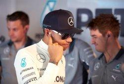 Lewis Hamilton busca la regularidad