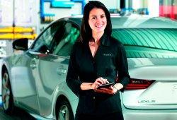 Lexus lanza la calculadora de mantenimiento online
