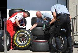 Los neumáticos Pirelli para los GP de Austria, Gran Bretaña, Alemania y Hungría