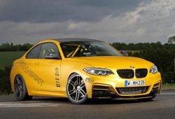 Manhart prepara el BMW 235i Coupe