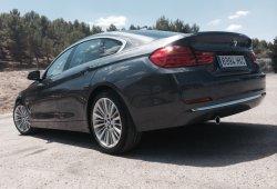 Nuevo BMW Serie 4 Gran Coupé 418d (I): diseño exterior e interior
