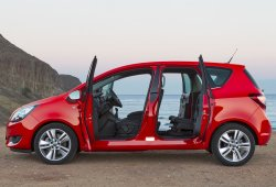 Opel Meriva 1.6 CDTI, ahora también con 95CV