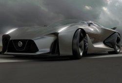 Nissan Concept Vision 2020 Gran Turismo, un GT-R de ensueño
